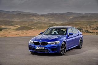 Fotos oficiales BMW M5 2018 Foto 24