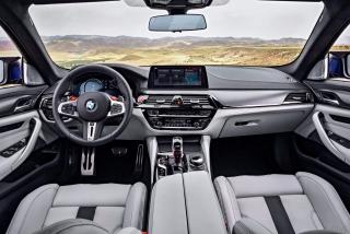 Fotos oficiales BMW M5 2018 Foto 28