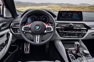 Fotos oficiales BMW M5 2018 Foto 29