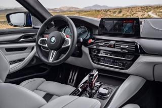Fotos oficiales BMW M5 2018 Foto 30