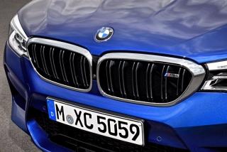 Fotos oficiales BMW M5 2018 Foto 37