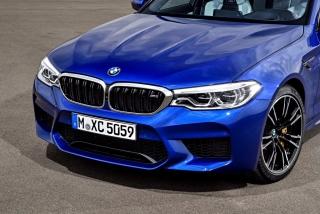 Fotos oficiales BMW M5 2018 Foto 38