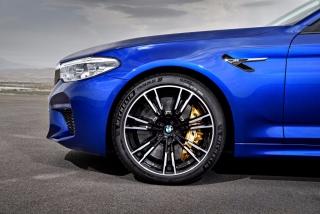 Fotos oficiales BMW M5 2018 Foto 39