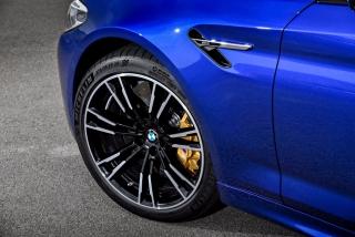 Fotos oficiales BMW M5 2018 Foto 40