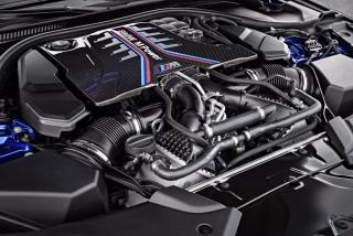 Fotos oficiales BMW M5 2018 Foto 41