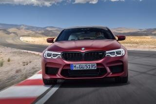 Foto 1 - Fotos oficiales BMW M5 2018