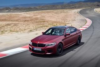 Fotos oficiales BMW M5 2018 - Foto 3