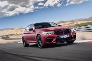 Fotos oficiales BMW M5 2018 Foto 42
