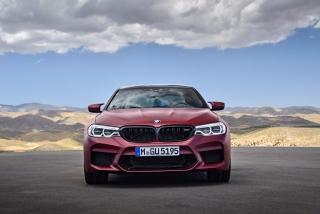 Fotos oficiales BMW M5 2018 Foto 44