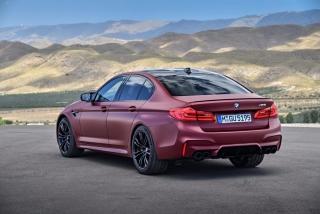 Fotos oficiales BMW M5 2018 - Foto 6