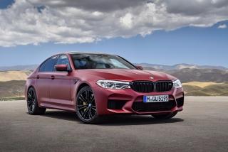 Fotos oficiales BMW M5 2018 Foto 45