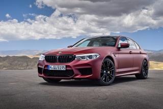 Fotos oficiales BMW M5 2018 Foto 46
