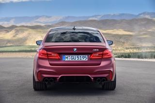 Fotos oficiales BMW M5 2018 Foto 48