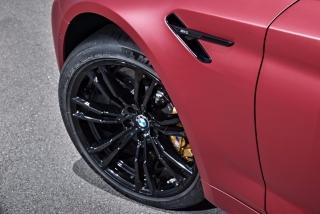 Fotos oficiales BMW M5 2018 Foto 49