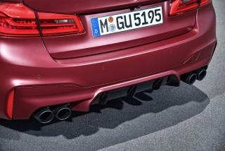 Fotos oficiales BMW M5 2018 Foto 53