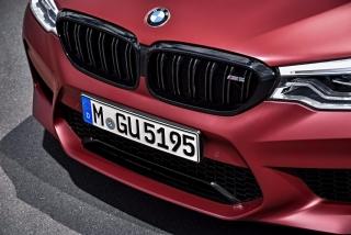 Fotos oficiales BMW M5 2018 Foto 55