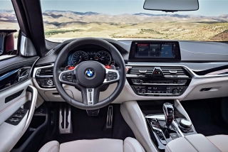 Fotos oficiales BMW M5 2018 Foto 58