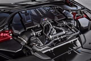 Fotos oficiales BMW M5 2018 Foto 61