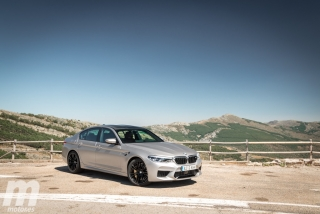 Fotos BMW M5 F90 Foto 13
