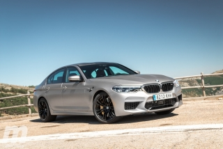Fotos BMW M5 F90 Foto 14