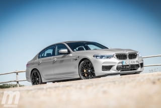 Fotos BMW M5 F90 Foto 16