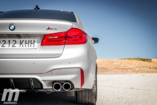 Fotos BMW M5 F90 Foto 28