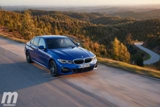BMW Serie 3 2019 acabado M Sport Foto 14