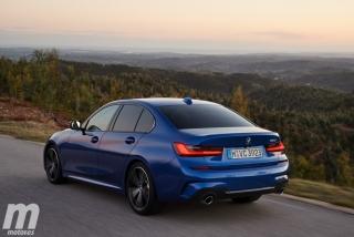 BMW Serie 3 2019 acabado M Sport Foto 2