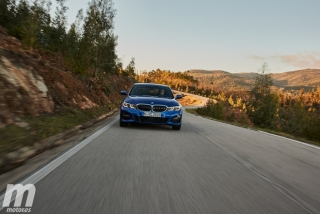 BMW Serie 3 2019 acabado M Sport Foto 17