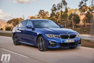 BMW Serie 3 2019 acabado M Sport Foto 21