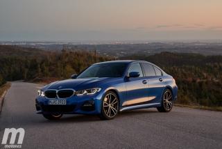 BMW Serie 3 2019 acabado M Sport Foto 1