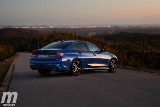BMW Serie 3 2019 acabado M Sport Foto 32