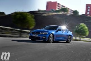 BMW Serie 3 2019 acabado M Sport Foto 33