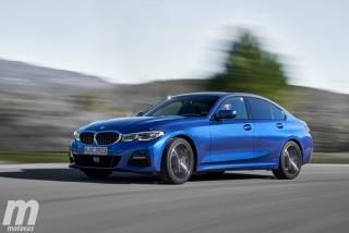 BMW Serie 3 2019 acabado M Sport Foto 36