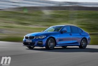 BMW Serie 3 2019 acabado M Sport Foto 37