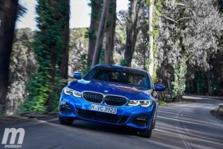 BMW Serie 3 2019 acabado M Sport Foto 42