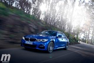 BMW Serie 3 2019 acabado M Sport Foto 45