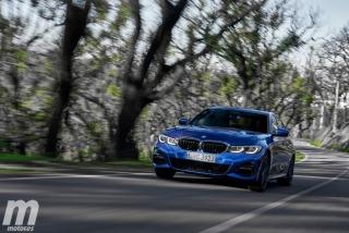 BMW Serie 3 2019 acabado M Sport Foto 47