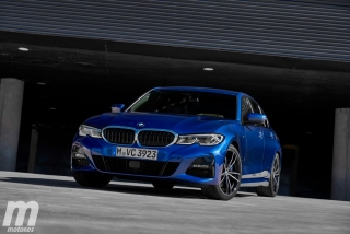 BMW Serie 3 2019 acabado M Sport Foto 58