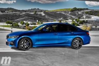 BMW Serie 3 2019 acabado M Sport Foto 61