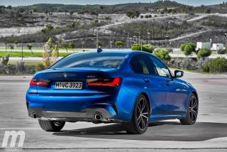 BMW Serie 3 2019 acabado M Sport Foto 63