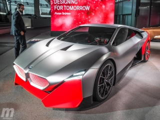 Fotos BMW Vision M NEXT Foto 2