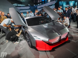 Fotos BMW Vision M NEXT Foto 3
