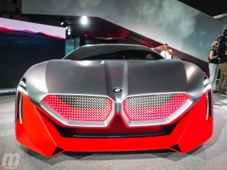 Fotos BMW Vision M NEXT Foto 7