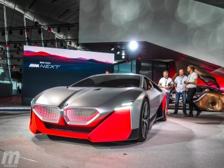 Fotos BMW Vision M NEXT Foto 10