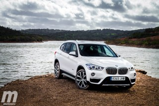 Foto 2 - Fotos BMW X1 2016