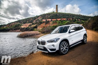 Fotos BMW X1 2016 Foto 63