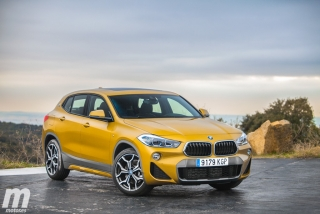 Fotos BMW X2 sDrive20i Foto 7