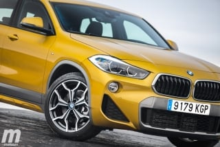 Fotos BMW X2 sDrive20i Foto 8
