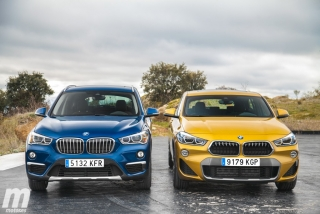 Fotos BMW X2 sDrive20i Foto 17